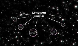 ACTIVISMO JUDICIAL