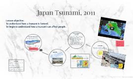 Japan Tsunami, 2011 - IGCSE