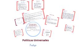 Políticas Universales Trabajo Civica SS2017-1