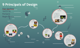 9 Principals of Design