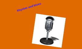 rythm and blues presentation