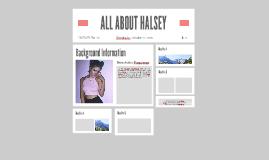 HALSEY