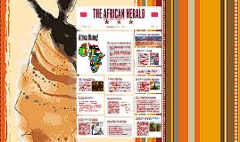 Copy of Major Trends in Africa