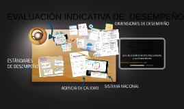 Copy of ESTANDARES INDICATIVOS DE DESEMPEÑO