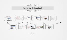 Evolución de Facebook