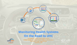 Monitoring Health Systems on the Road to UHC
