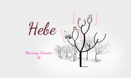 Copy of Greek God: Hebe by sharanya kaswan on Prezi