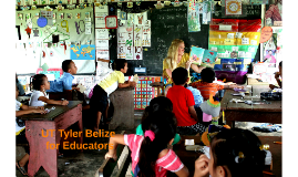 UT Tyler Educators For Belize