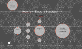 Herm's 4-Steps to Success