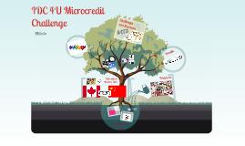 Microcedit Challenge