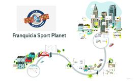 Franquicia Sport Planet