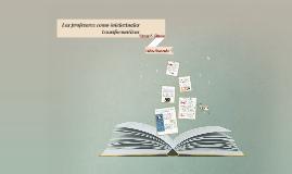 Copy of Los profesores como intelectuales transformativos