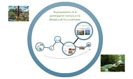 Copy of Representación de la participación humana en la dinámica de los ecosistemas.