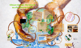 Climate Change: The Genesis of a Prosperous Future