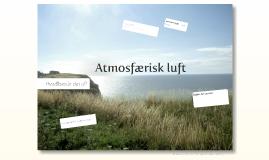 Atmosfærisk luft