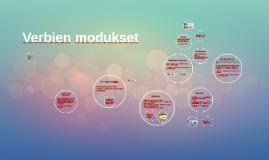 Copy of Verbien modukset
