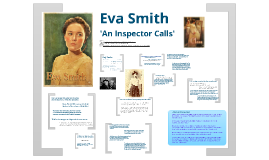 how is eva smith presented in an inspector calls Revise and learn about the characters in j b priestley's an inspector calls with bbc bitesize gcse english literature homepage eva smith/daisy renton.