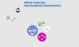 Copy of Interdisciplinair Samenwerken onderwijs en ketenpartners
