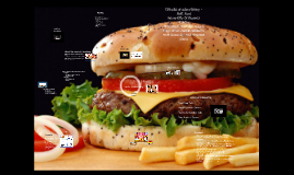effects of food advertising Fast foods and their impact on health ashakiran1 & deepthi r2 1department of biochemistry,  food advertising and the lure of convenience in  salts have their adverse effects on health soaring calorie content with sugar can lead to obesity [9.