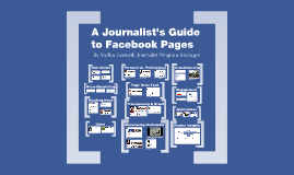 A Journalist's Guide to Facebook Pages
