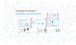 Sociology of Culture 2