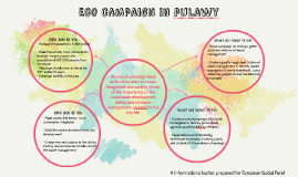 Eco campaing in pulawy