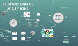 Copy of Copy of Copy of Copy of EPIDEMIOLOGIA DE H1N1 Y H3N2