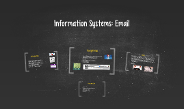Copy of Information Systems: Email