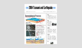 2004 Tsunami and Earthquake