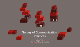 Survey of Communication Practices