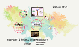 Corporate Social Responsibility (CSR) Final