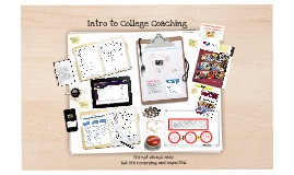 Intro to College Coaching