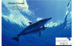 Climate change and marine biodiversity