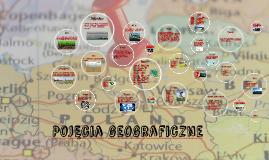 Pojęcia geograficzne