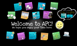 Welcome to APC! - ELICOS for kids