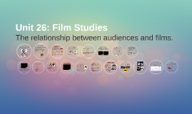Copy of Unit 26: Film Studies