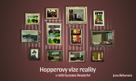 Hopperovy vize reality
