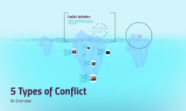 5 Types of Conflict