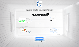 Facing youth unemployment