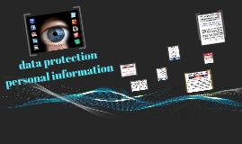 data protection & personal information
