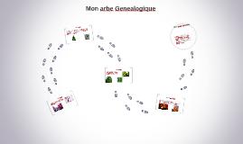 Mon arbe Genealogique