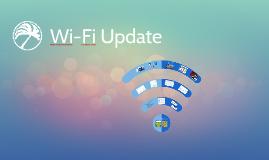 Haulfryn Wi-Fi Update