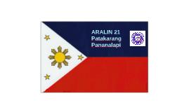 Copy of ARALIN 21