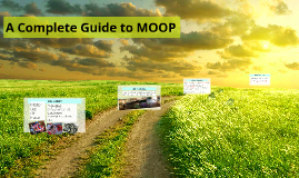 A complete guide to MOOP