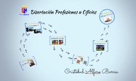 Disertación Profesiones u Oficios