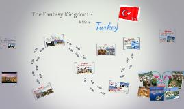 World Tour ~ Turkey