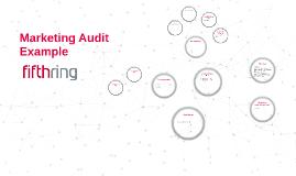 marketing audit example by jesse dukes on prezi