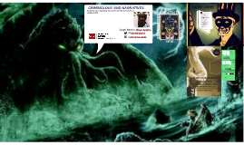 Criminology& Narratives