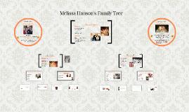Melissa Hanson's Family Tree