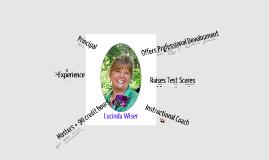 Lucinda Wiser 2012